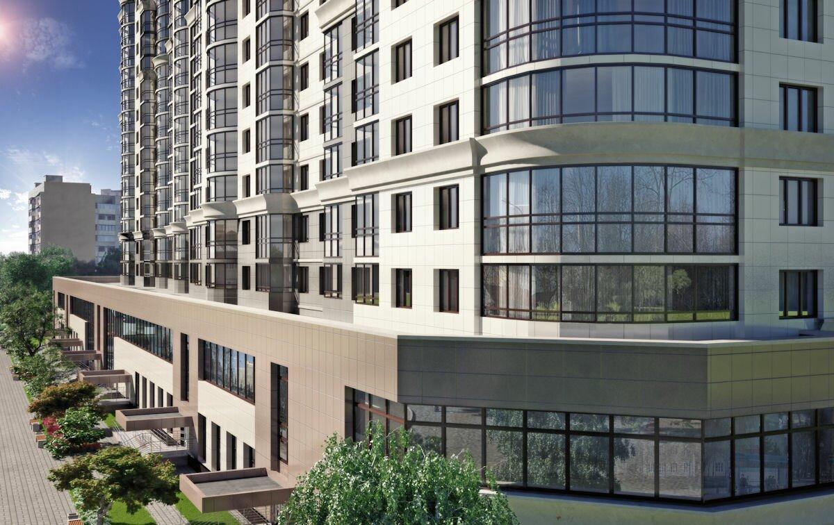 Жилой комплекс Авеню в городе Подольск