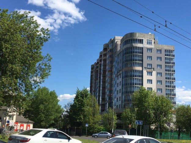 Ход строительства в мае 2017